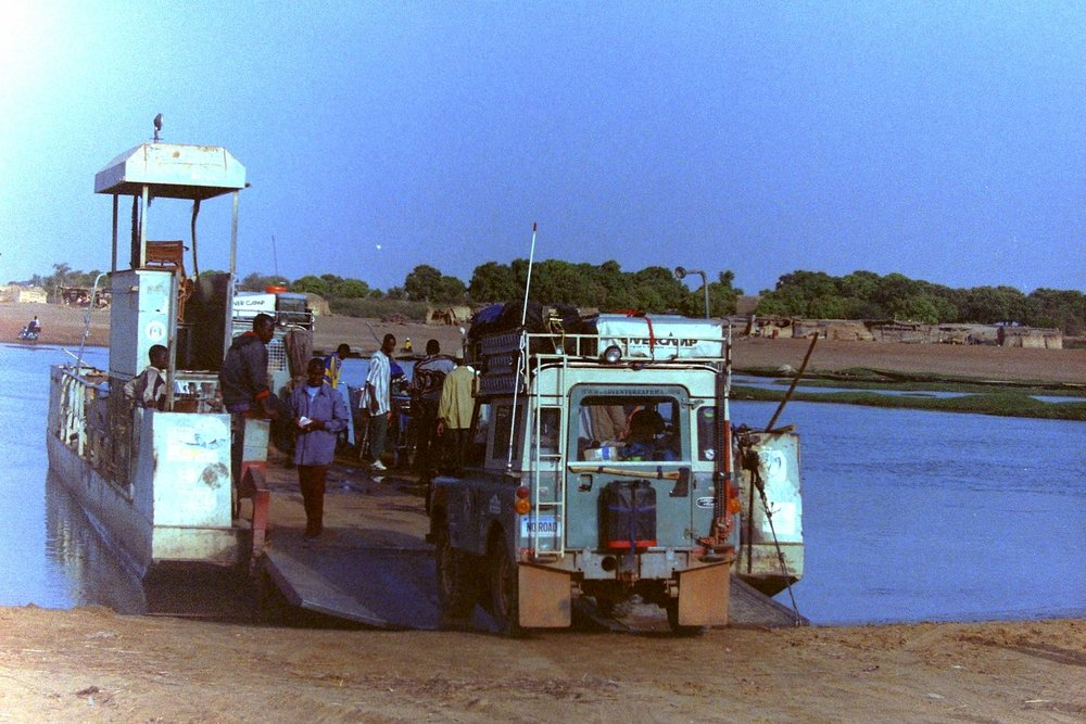 PHOTOS - TRANS-AFRICA EXPEDITION