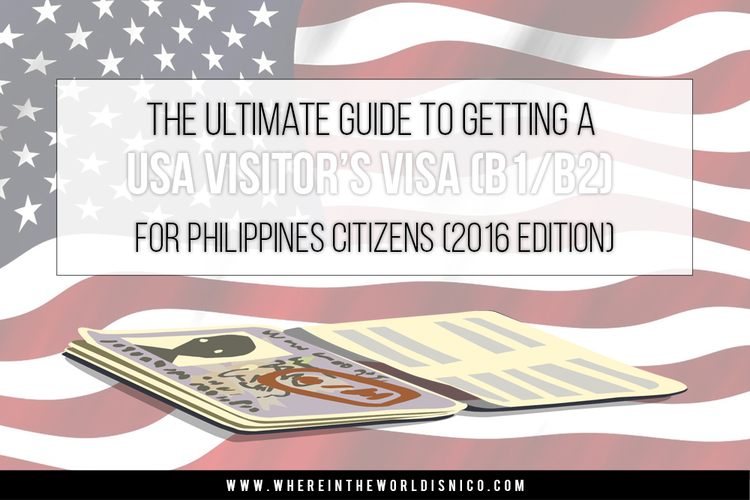The Ultimate Guide To Getting A Usa Visitor S Visa B1 B2 For