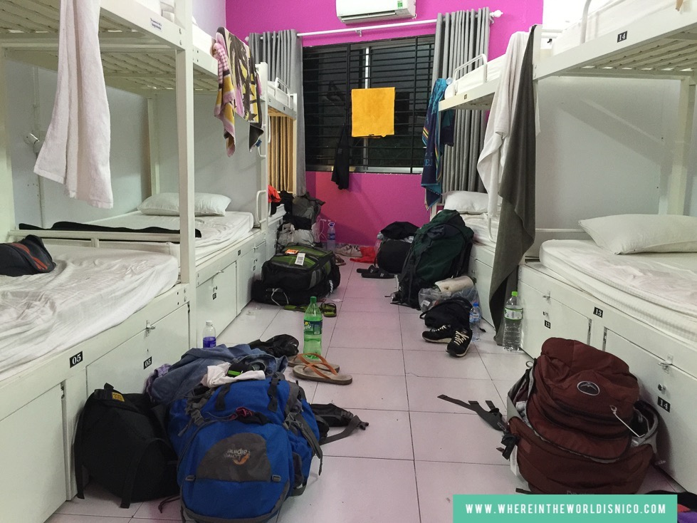 Mixed Dorm at Hangout Hostel (Ho Chi Minh City)