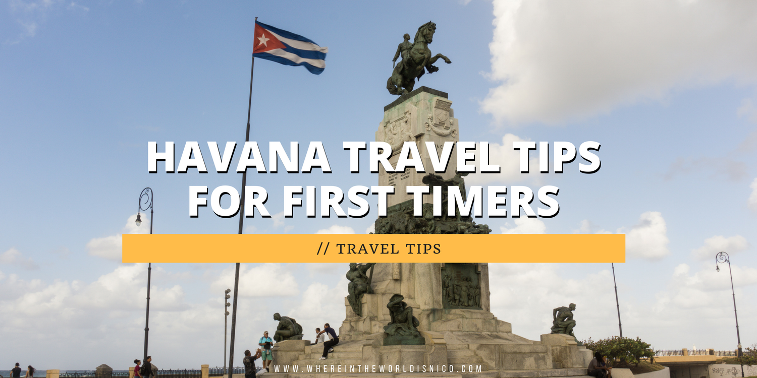 How To Survive Your First 48 Hours In Havana, Cuba