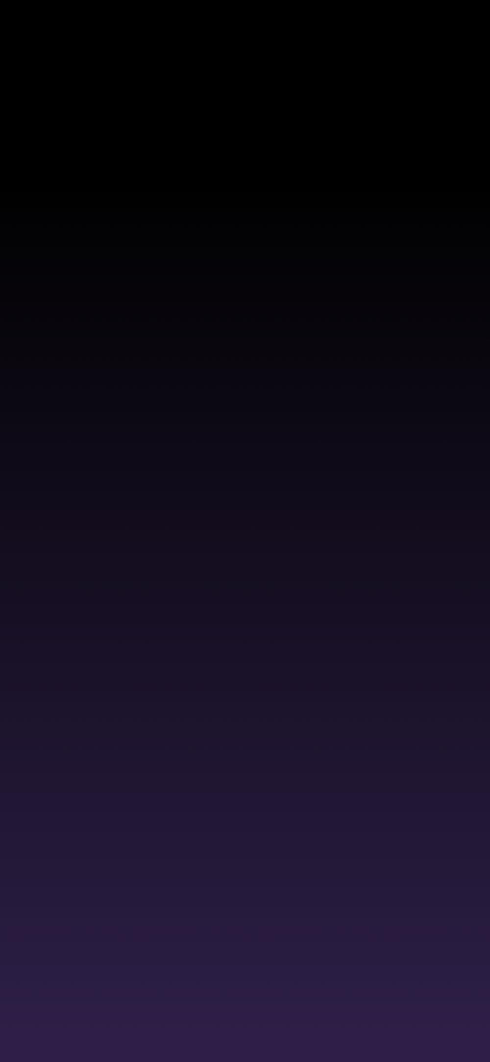 iPhone X Wallpaper Midnight Purple