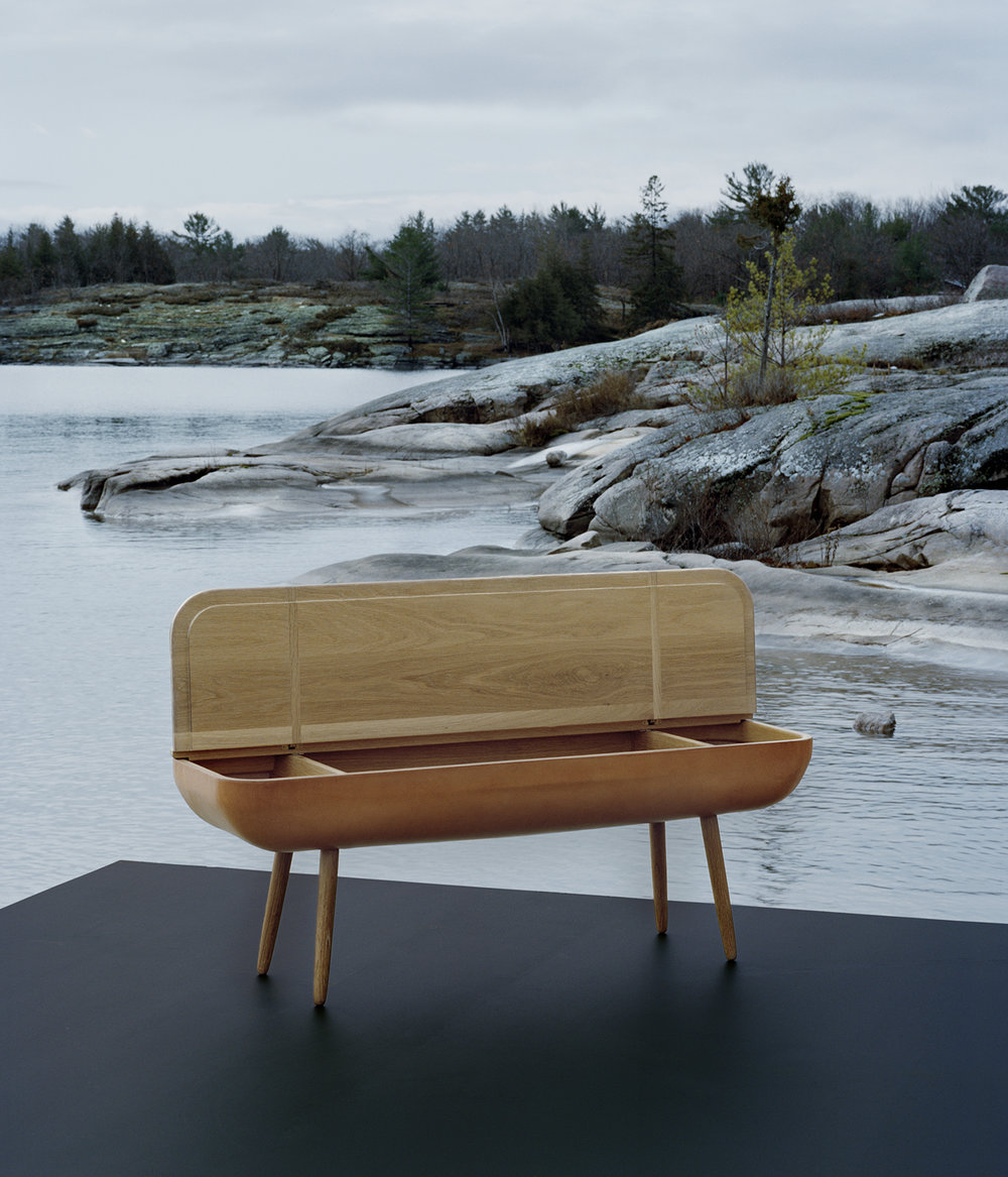 Coracle   occasional seating