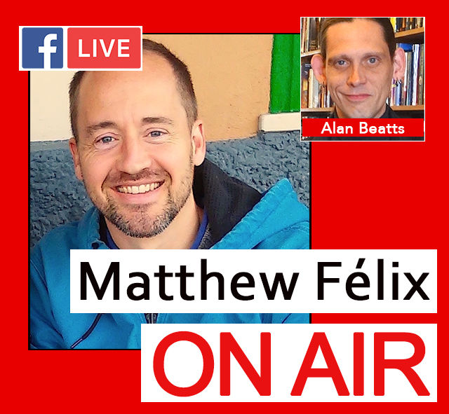 "On the last episode of ""Matthew Félix on Air"", Matthew had a wide-ranging talk with Borderlands Books' owner and founder Alan Beatts. We discussed Borderlands' history -- including the controversy that garnered it unexpected national attention in 2015, landing Alan everywhere, from the pages of the New Yorker to on camera with Fox and other news outlets. We also talked about what the climate is like today for indie bookstores, both how they've dealt with Amazon and some of the innovative ways they continue to adapt to the future. . WATCH Facebook: https://buff.ly/2LWIokz YouTube: https://youtu.be/1NA3DNB8ZXM . LISTEN iTunes: https://apple.co/2N9OC5p Google Play: https://buff.ly/2Q4jjYo"