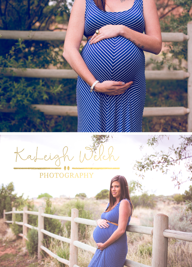 KaLeigh Welch Photography, Moab, UT Maternity