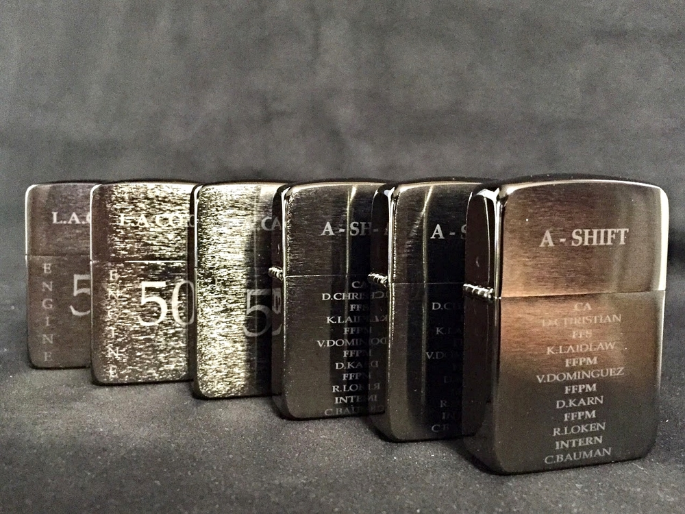 Customized ZIPPO Lighters