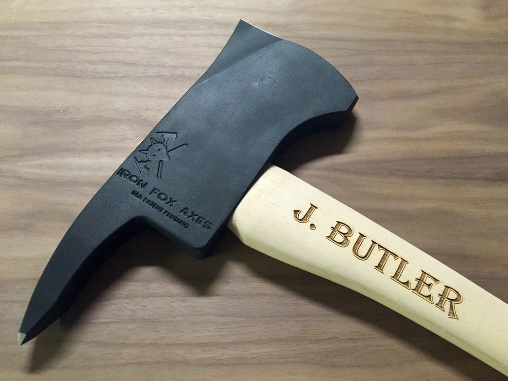 Firefighters' Axe