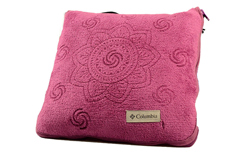 Laser Engraved Decorative Pillow