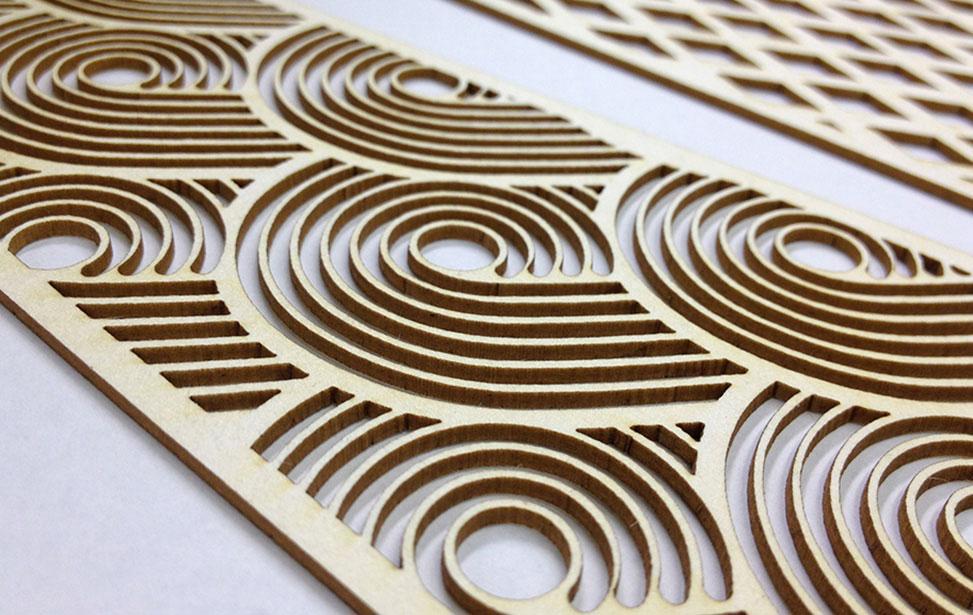 Paper Cut Taskboard Swirls