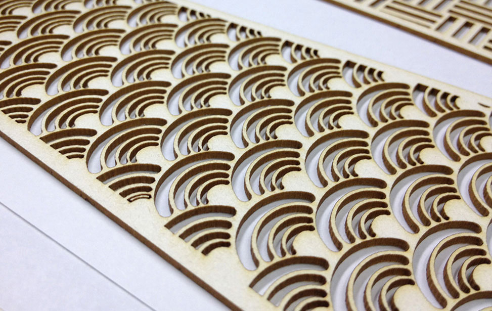 Paper Cut Taskboard Waves