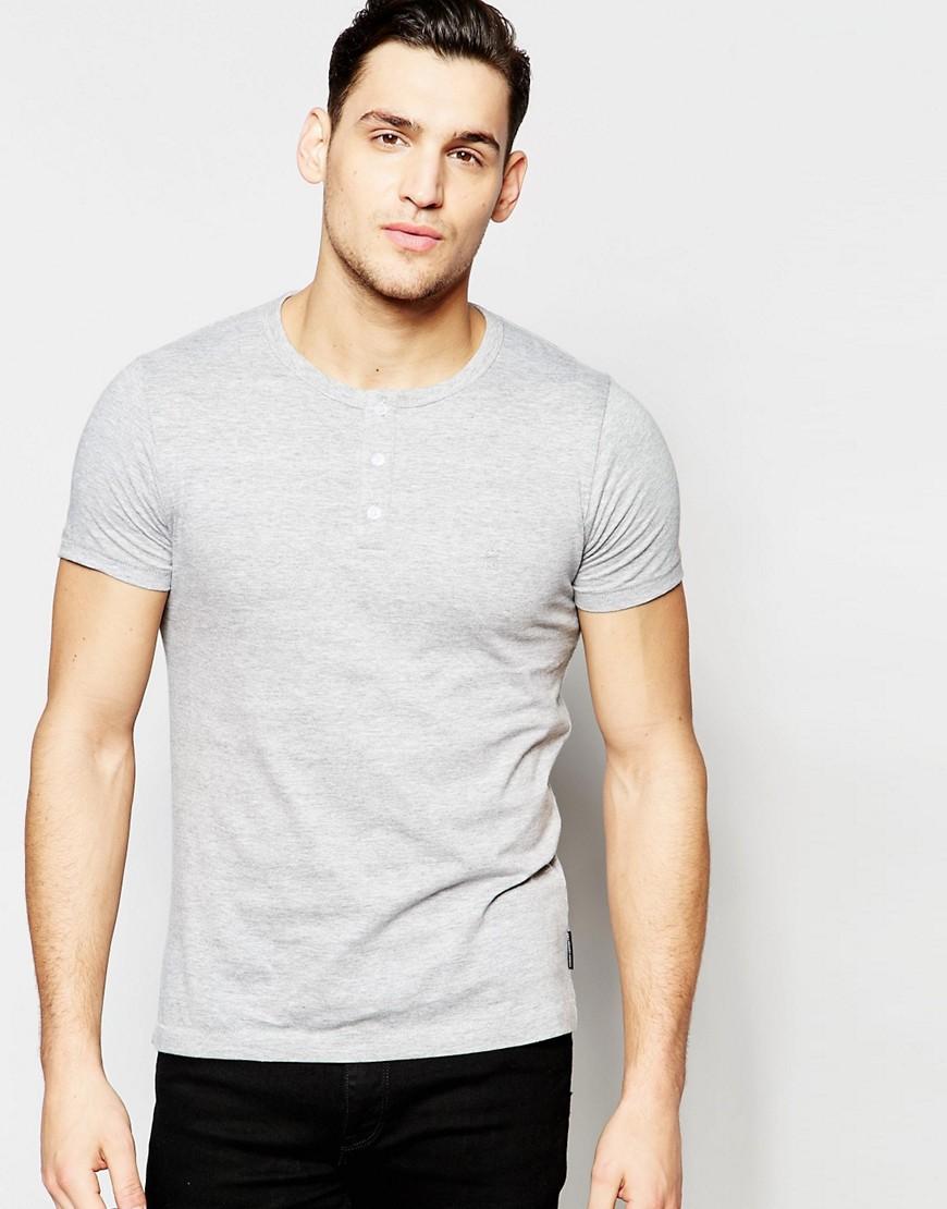 ASOS Henley T-Shirt