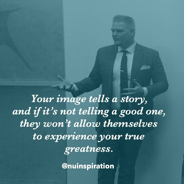 "Here's the truth: your image isn't even close to a high school mentality of ""fitting in"". However, it's similar. Let me explain... - Your image tells a story of what you're about before you speak. When you want to show a group or community of people that you want to be involved, you must show your value to them. You're judged based on your appearance and that's unavoidable. - It's not about winning their approval to understand your worth, it's about showing up and telling them that you KNOW your worth and that you have value to bring to the table. When they can see that through your image, it won't be as difficult to use your verbal communication to back it up. - This is why your image is so damn important! - #mensstyle #style #imageconsulting #business #entrepreneurship #entrepreneur #hustle #fashion #mensfashion #personalstylist #personalshopper #wardrobeconsultant #goodmorning #losangeles #la #fashionconsultant #madetomeasure #custom #shopping #firstimpressions #networking #professional #dapper #motivation #monday #work #publicspeaker #mensfashionpost #quote #quoteoftheday"