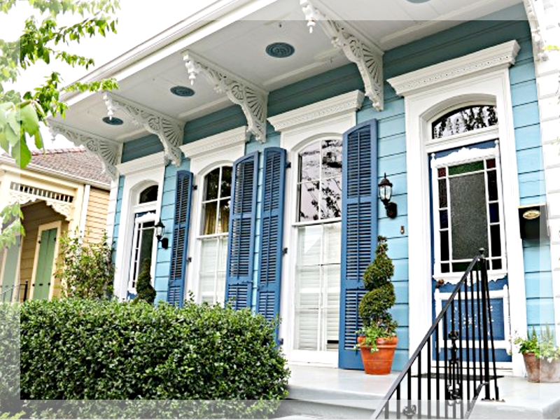 IRISH CHANNEL   One of the most eclectic neighborhoods in the city, and in New Orleans that's saying something!