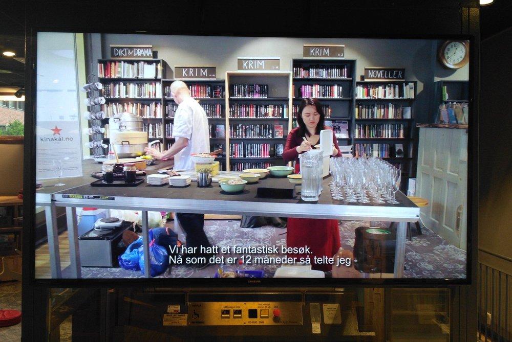 kinakål dumpling pop-up @tøyen bibliotek, april 2017
