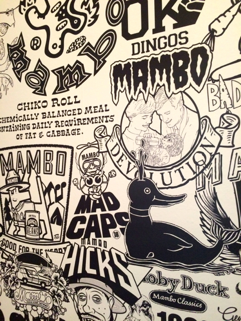 Mambo: 30 years at the NGV Fed Square
