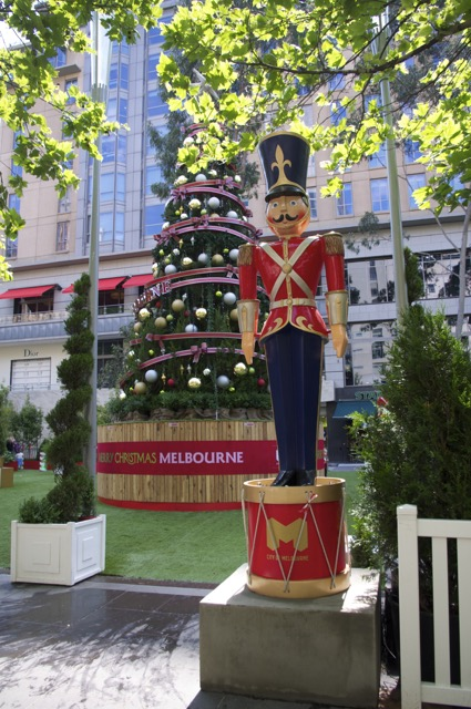 Melbourne Christmas Events 2015