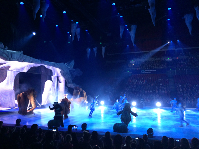 Ice Age Live A Mammoth Adventure At Qudos Bank Arena Olympic