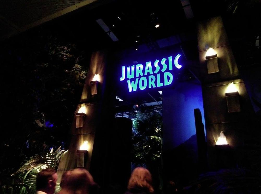 Melbourne Museum Jurassic World