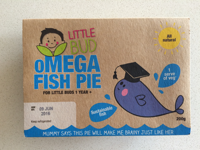 Little Bud Fresh Meals - Omega Fish Pie