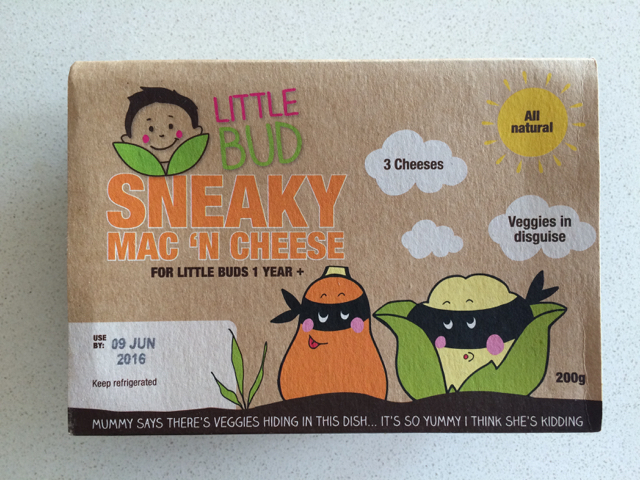 Little Bud Fresh Meals - Sneaky Mac 'n Cheese