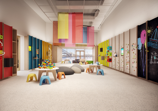 Creative Learning Centre Space look 2 - photo credit Sydney Opera House