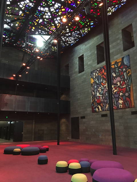 NGV Great Hall