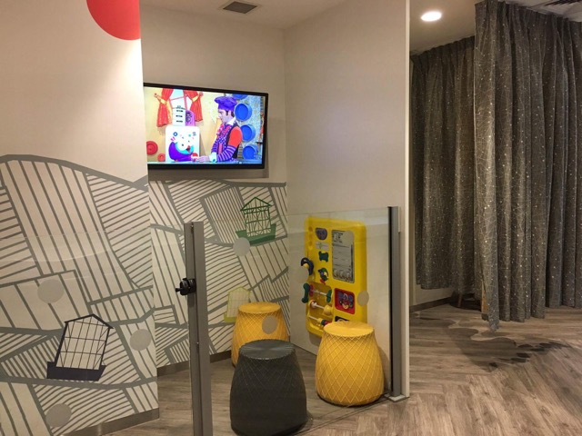parents room malvern shopping centre