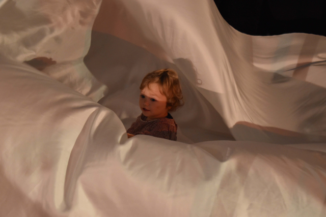 Cerita Anak (Child's Story) in Australia with Polyglot Theatre - Photo credit: ArtPlay City of Melbourne
