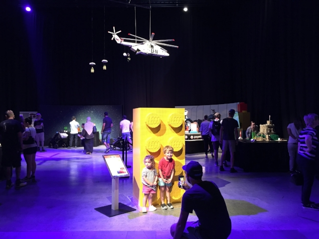 Brickman Awesome - ICC Sydney - Review - Busy City Kids
