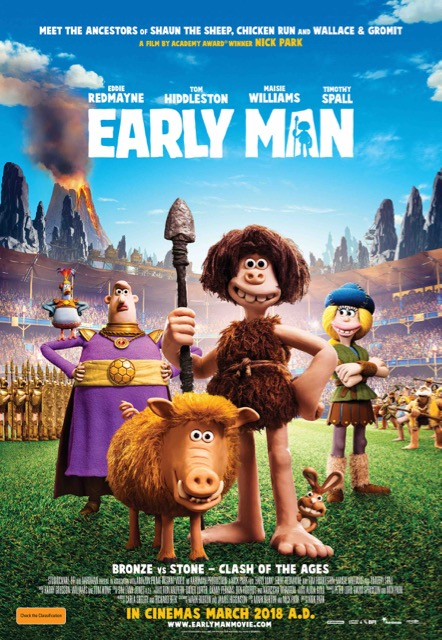 Image credit: Early Man