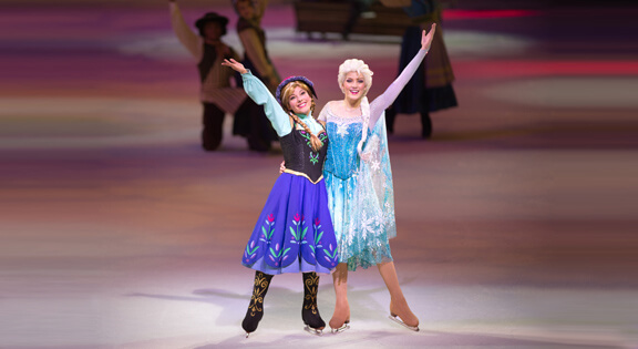 Photo credit: Disney On ice Australia
