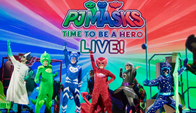 Photo credit: PJ Masks Live