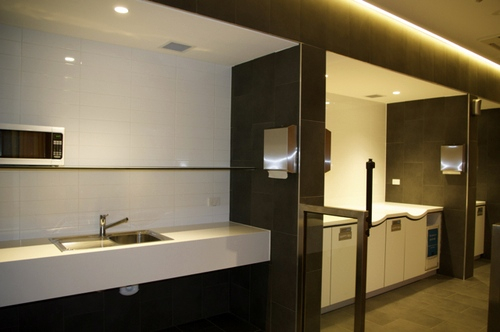 Highpoint Shopping Centre - Level 2 - Toilets opposite Coffee Club