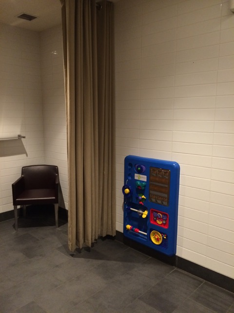 Highpoint Shopping Centre - Level 3 - Toilets opposite Big W Between Surf Dive n' Ski and Zamels Jewellers