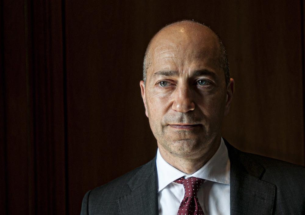 Ivan Gazidis, Arsenal CEO, for Elle Men