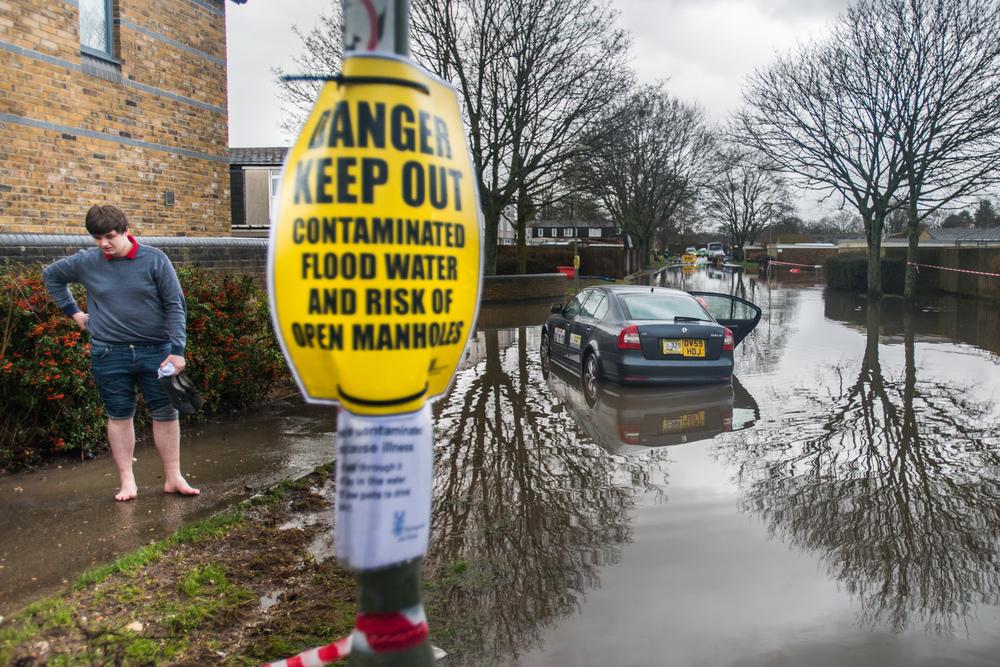 Floods, Basingstoke