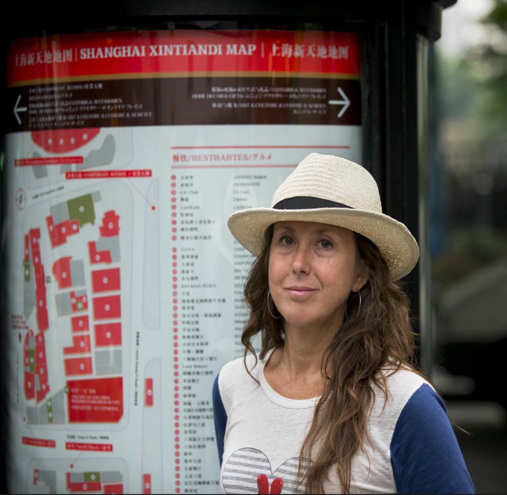 Shanghai, May 2014