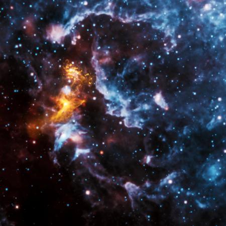 Image credit: NASA/CXC/SAO: X-ray; NASA/JPL-Caltech: Infrared