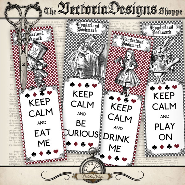vectoriadesigns_alicebookmarks.jpg