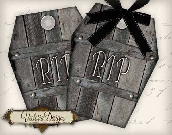 Coffin Tags