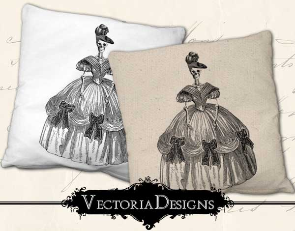 VDTRHA0874 Skeleton Dress 3 promo 1.jpg
