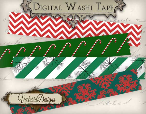 VD0599 Christmas Washi Tape promo 1.jpg