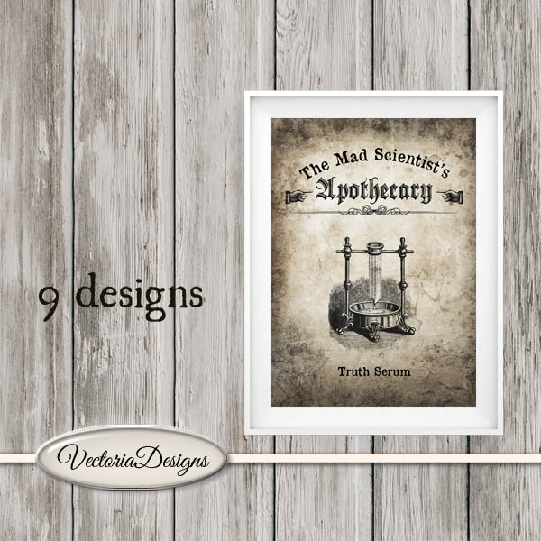 VDPOHA1445 mad scientist apothecary posters etsy promo vierkant.jpg
