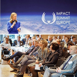 Impact Summit Europe: Shaping the Future of Impact and Sustainable Development Investing 21 - 22  March 2017, The Hague, the Netherlands