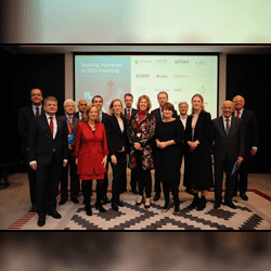 SDGI Launch at GIIN Investor Forum    7 December 2016, Amsterdam, the Netherlands