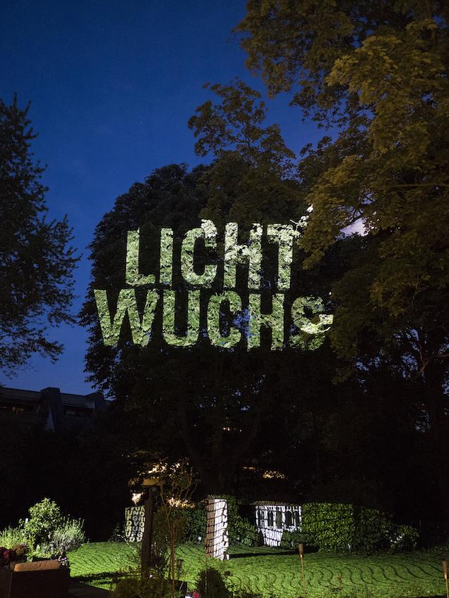 LICHTWUCHS, 2015