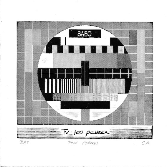 test pattern, from the series 'fifty stories', 2010