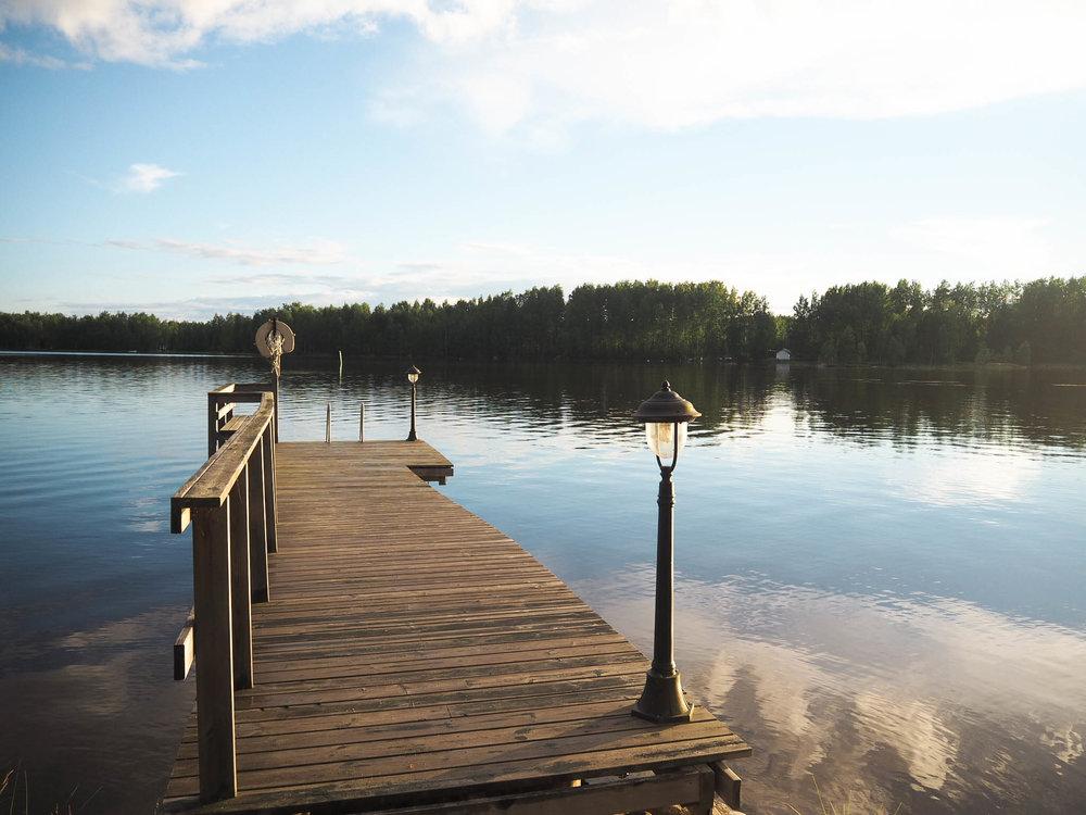 Mitkä maisemat! www.satulinna.fivoin lämpimästi suositella paikkaa ja haluan ehdottomasti tänne itsekin uudestaan!