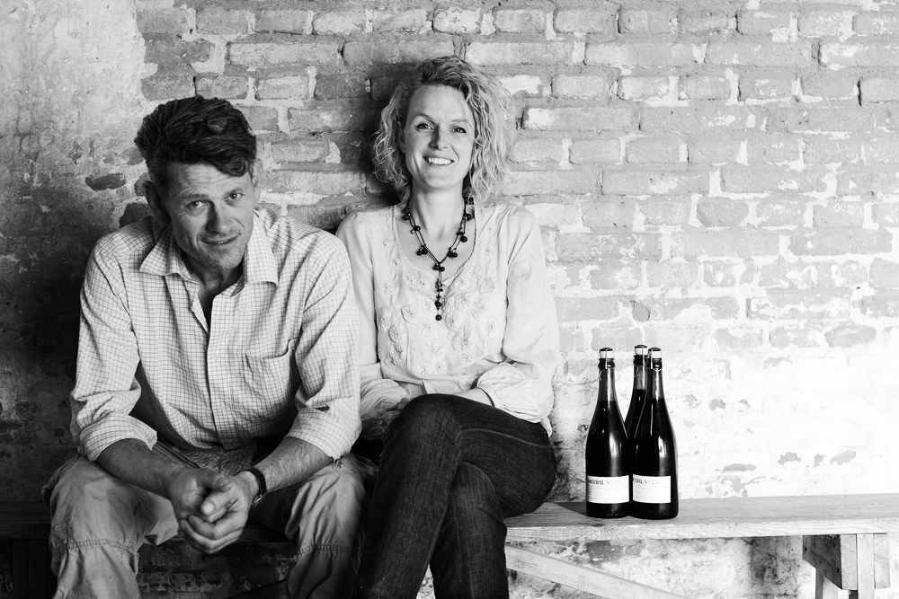 Caper Vorting og Gitte Holmboe