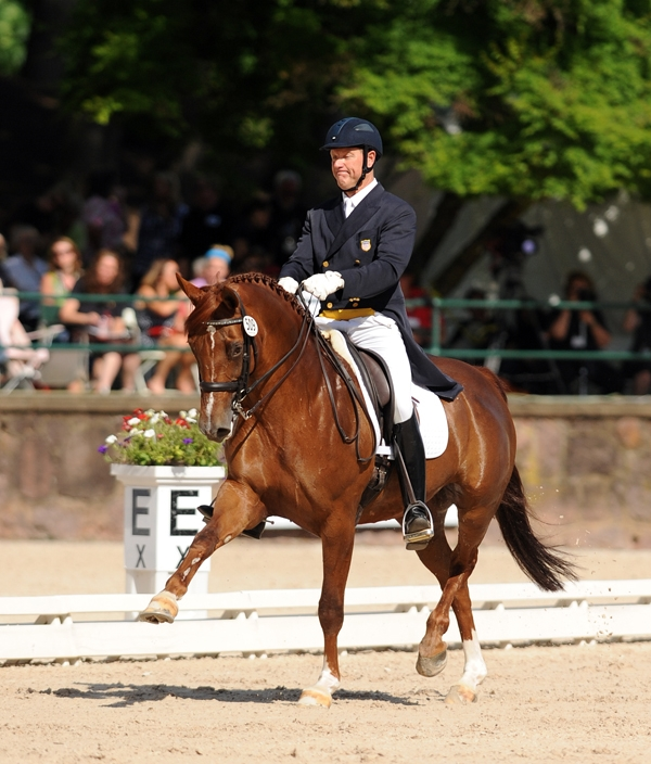 Thursday: Olympic Dressage Rider Michael Barisone (250.00/Session)