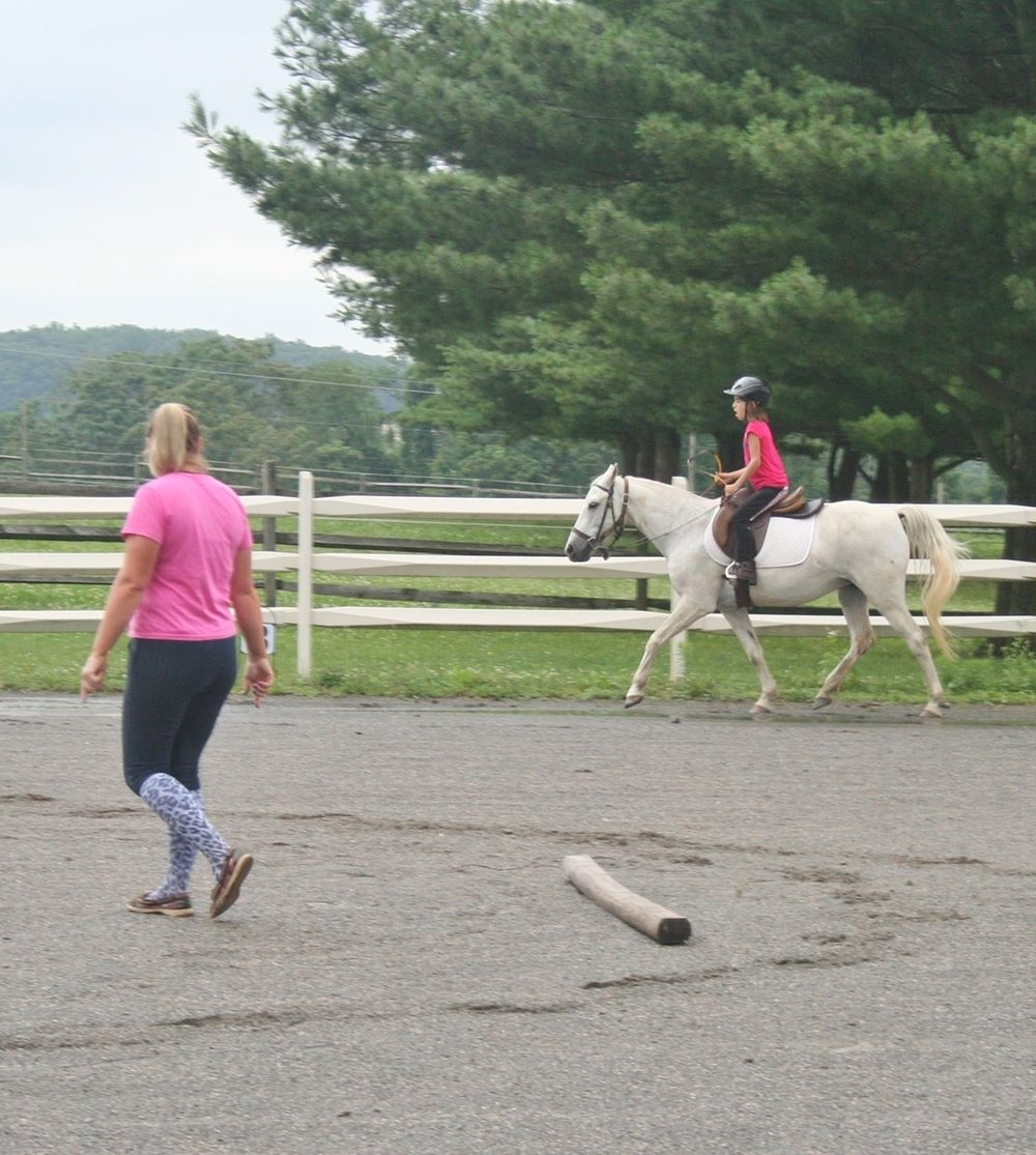 Part Time Adaptive Riding Instructor